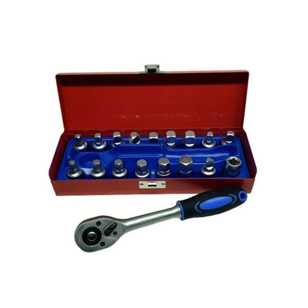 Set ključeva za čepove kartera, za ispuštanje ulja