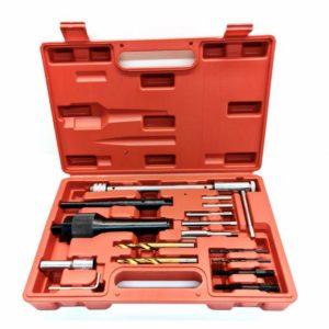 Set alata za uklanjanje puknutih – oštećenih svjećica od 8 mm i 10 mm