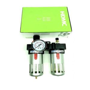 Separator vode, podmazivač s regulatorom tlaka do 12 bara