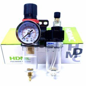 Separator vode, podmazivač s regulatorom tlaka
