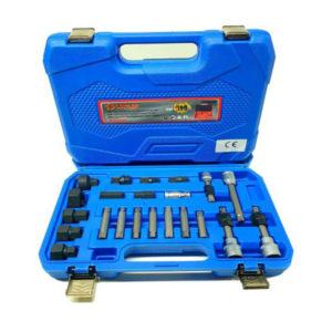SET ZA montažu i demontažu alternatora, i remenica od 24 komada