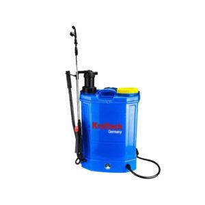 KRAFTECH 16 litara je 2u1 leđna akumulatorska i ručna prskalica