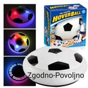 LED lebdeća nogometna lopta