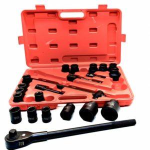 MOLLER set DVANAESTEROKUTNIH nasadnih ključeva – gedora od 19 do 50mm