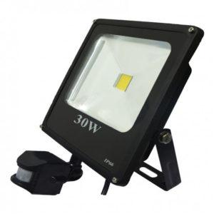 LED reflektor 30W sa senzorom pokreta