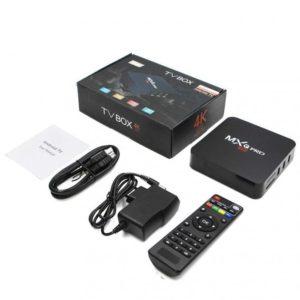 Smart TV box Android, KODI, MXQ PRO 4K Quad Core