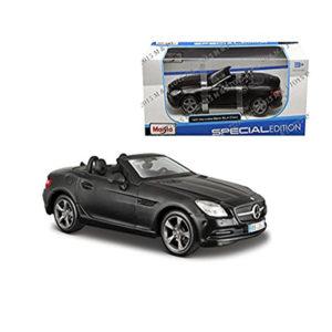 MAISTO 1:24 METALNI AUTOMOBIL posebno izdanje – Mercedes-Benz SLK-klasa 31206MTBK