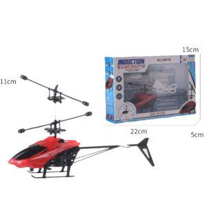 Helikopter na daljinsko upravljanje(senzor kontrola) upravljanje pomoću ruke