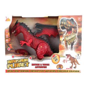 Dinosaur na baterije
