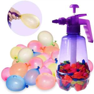 Vodeni baloni 600 komada + pumpa