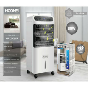 Prijenosni ventilator za hlađenje zraka, ovlaživač zraka HOOMEI HM-8390