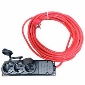 Univerzalni produžni kabel 10 m 3 x 2,5 mm