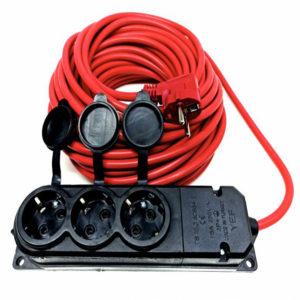 Univerzalni produžni kabel 20 m 3 x 2,5 mm