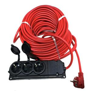 Univerzalni produžni kabel 30 m 3 x 2,5 mm