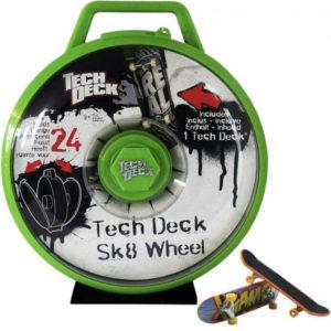 Tech Deck Sk8 prijenosna kutija + jedan skateboard